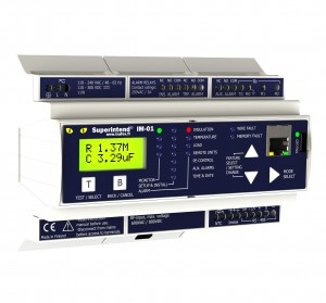 Trafox Superintend® LIM  - Line Insulation Monitoring Systems IM-01